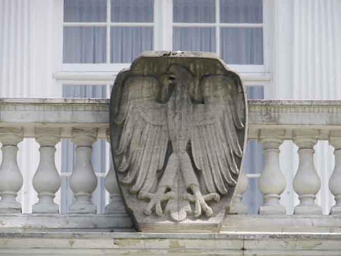 Bonn, Bundeskanzleramt, Palais Schaumburg