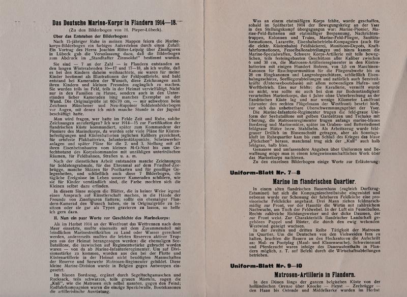 Der Standhafte Zinnsoldat 1933