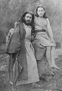 Karl Wilhelm Diefenbach con Fidus